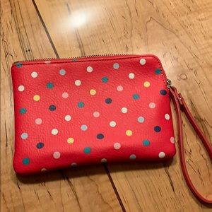 Women's wristlet from Old Navy
